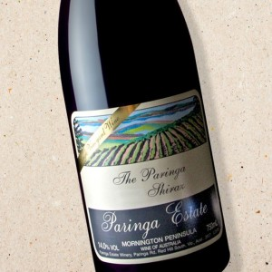 The Paringa Shiraz Single Vineyard