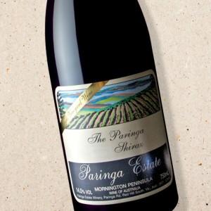 The Paringa Shiraz Single Vineyard