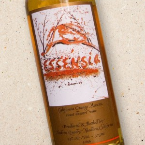 Essensia Orange Muscat Quady