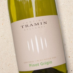 Pinot Grigio Alto Adige Tramin