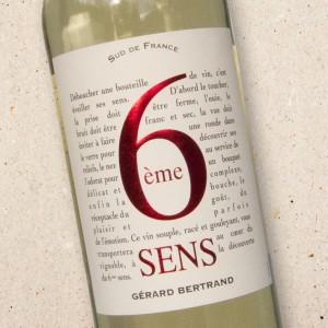Gerard Bertrand 6eme Sens Blanc