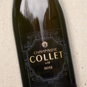 Champagne Collet Brut Rosé NV