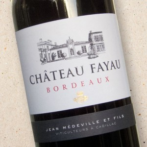 Château Fayau Bordeaux Rouge