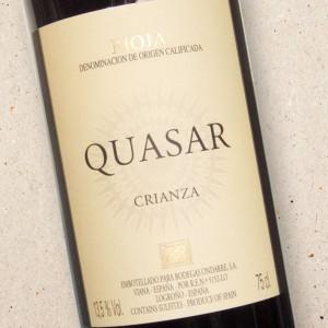Quasar Crianza Rioja
