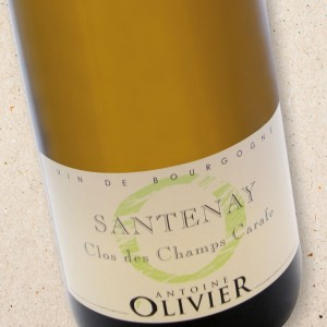 Santenay Clos des Champs Carafe Domaine Antoine Olivier