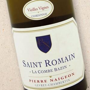 Saint-Romain La Combe Bazin Domaine Pierre Naigeon