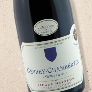 Gevrey Chambertin Vieilles Vignes Les Marchais Domaine Pierre Naigeon