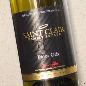 Saint Clair Pinot Gris Marlborough