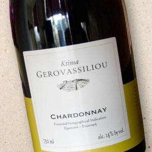 Domaine Gerovassiliou Chardonnay Epanomi