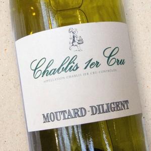 Domaine Moutard Diligent Chablis 1er Cru