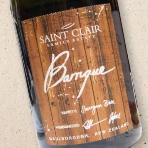 Saint Clair Barrique Sauvignon Blanc 2017 Marlborough