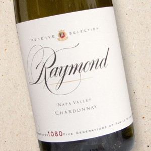 Raymond Reserve Collection Chardonnay Napa Valley California
