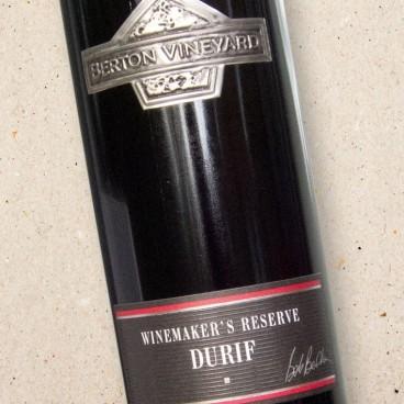 Winemakers Reserve Durif Berton Vineyard