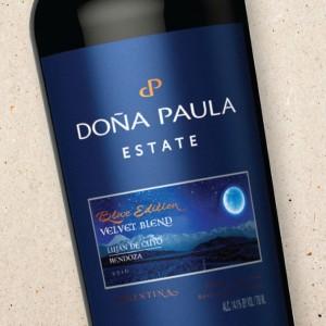 Doña Paula Estate Blue Edition Velvet Blend