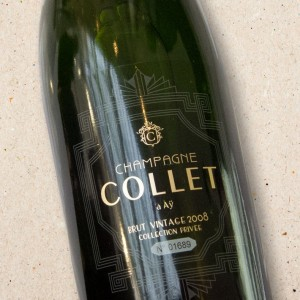 Champagne Collet Collection Privée