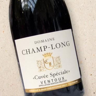 Domaine Champ-Long Cuvée Speciale Ventoux