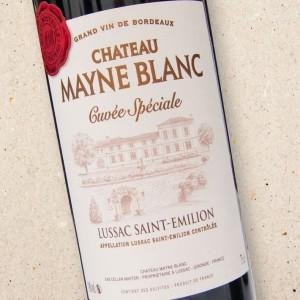 Château Mayne Blanc Lussac Saint-Émilion