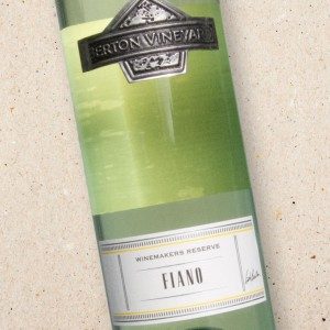 Winemakers Reserve Fiano Berton Vineyard