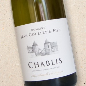 Domaine Jean Goulley Chablis 2018/19
