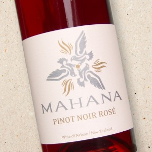 Mahana Pinot Noir Rose