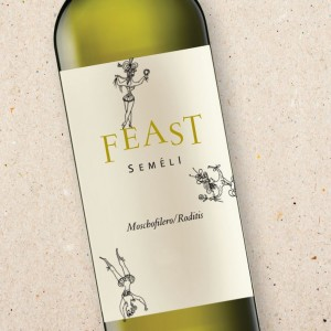 Semeli Feast White