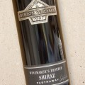 Winemakers Reserve Black Shiraz Padthaway Berton Vineyard 2018