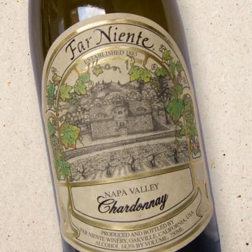 Far Niente Chardonnay Napa Valley