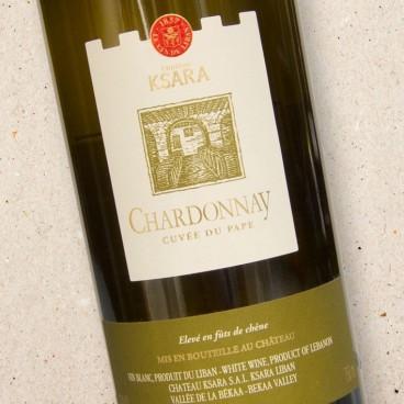 Chateau Ksara Chardonnay Cuvee du Pape