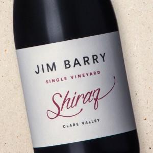 Jim Barry Single Vineyard Shiraz Clare Valley