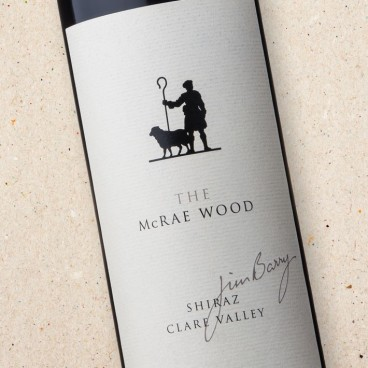 Jim Barry The McRae Wood Shiraz Clare Valley