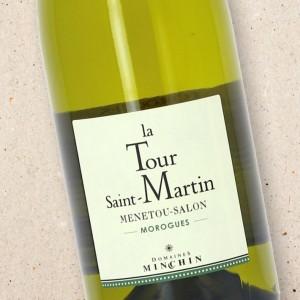 Domaines Minchin La Tour Saint Martin Menetou-Salon