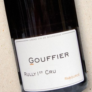 Domaine Gouffier Rully 1er Cru Rabourcé