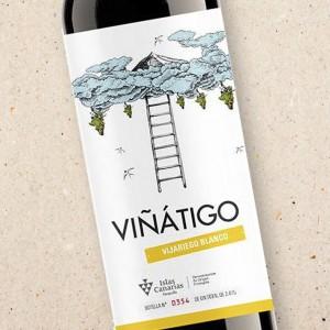 Bodegas Viñátigo Vijariego Blanco