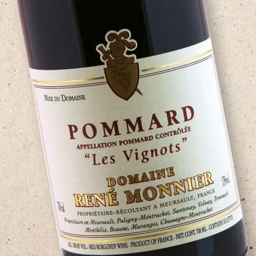 Pommard Les Vignots Rene Monnier