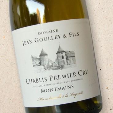 Domaine Jean Goulley Chablis Premier Cru Montmains