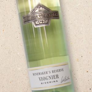 Berton Vineyard Winemakers Reserve Viognier 2020