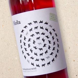Mesta Organic Tempranillo Rosé
