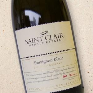 Saint Clair Wairau Reserve Sauvignon Blanc