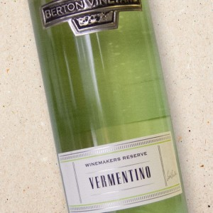 Winemakers Reserve Vermentino Berton Vineyard