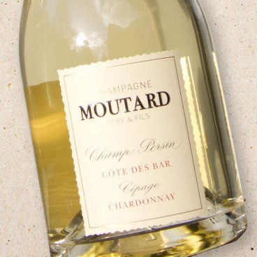 Champagne Moutard Champ Persin Chardonnay