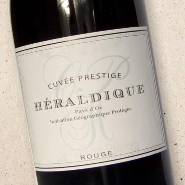 Heraldique Cuvée Prestige Rouge