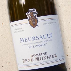 Meursault Le Limozin Domaine René Monnier
