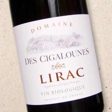 Domaine des Cigalounes Lirac