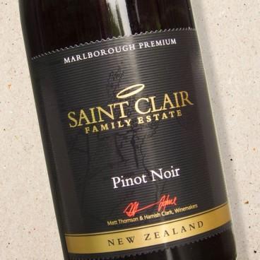 Saint Clair Pinot Noir Marlborough