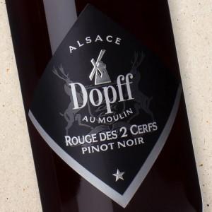 Dopff au Moulin Pinot Noir 'Rouge des 2 Cerfs'