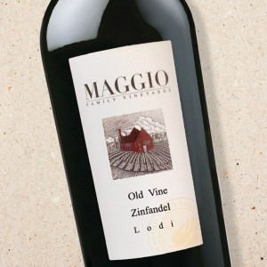 Maggio Old Vines Zinfandel, Oak Ridge Winery, Lodi