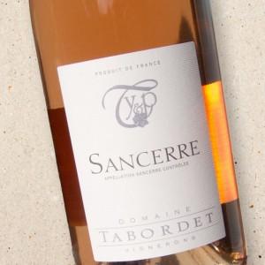 Domaine Tabordet Sancerre Rose