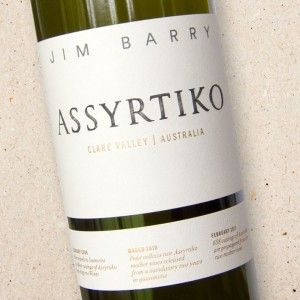 Jim Barry Assyrtiko Clare Valley