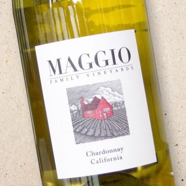 Maggio Chardonnay Oak Ridge Winery