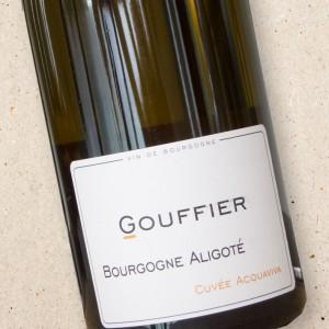 Domaine Gouffier Bourgogne Aligoté Cuvée Aquaviva